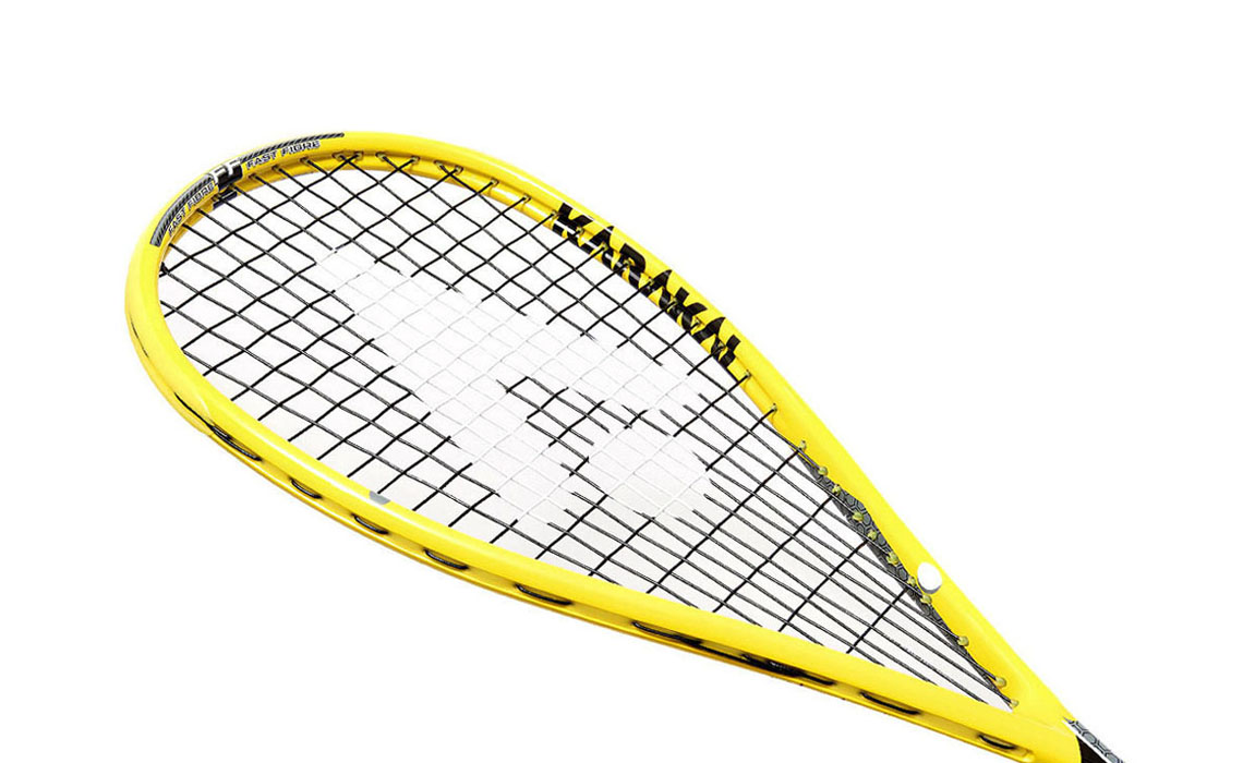 Karakal S-Pro Elite squash racket. Available from the CG Squash racket store.